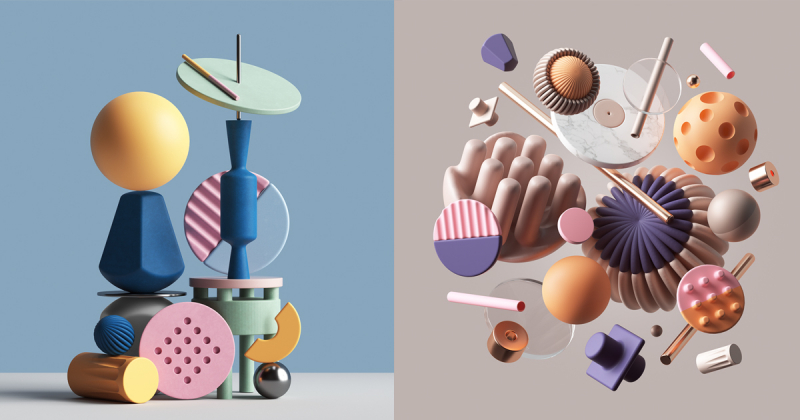 Peter Tarka với những dự án tạo hình vô cùng lạ mắt