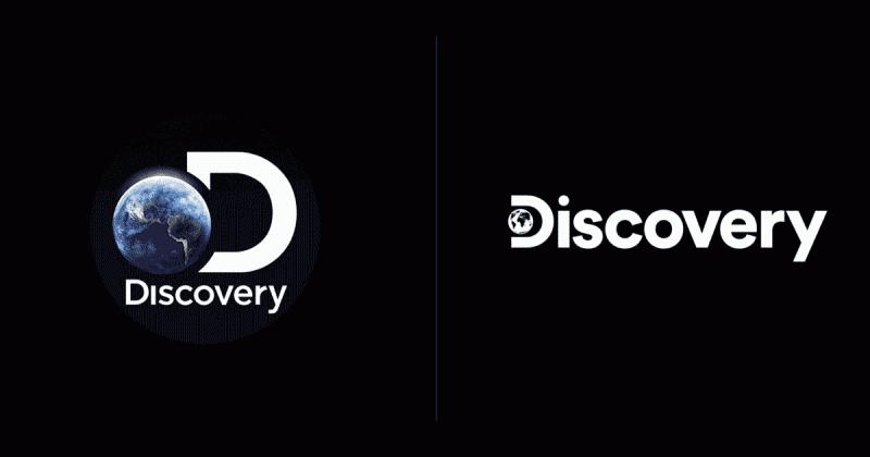 Logo mới của kênh Discovery từ bỏ hình ảnh Trái Đất thực tế