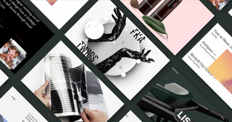 9 portfolio đầy cảm hứng từ các nhà thiết kế trẻ tuổi