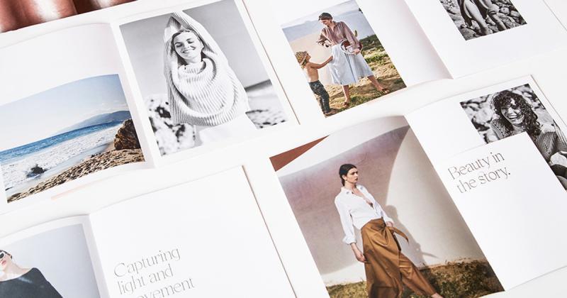 Lookbook dịu dàng nữ tính của tiệm nhiếp ảnh Colette de Baros