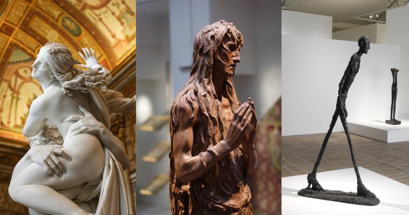 10 nhà điêu khắc vĩ đại đã thay đổi lịch sử nghệ thuật thế giới