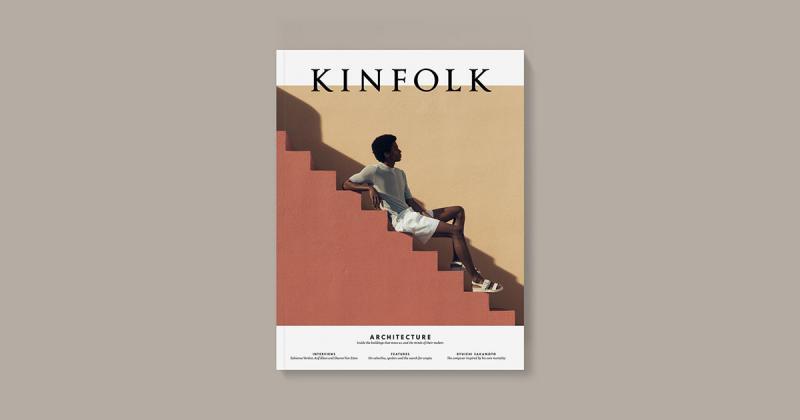 Bộ ảnh thời trang lãng mạn mang nét siêu thực của Kinfolk