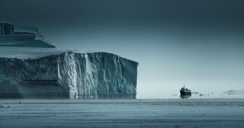Greenland - Bộ ảnh vùng băng tuyết mỹ lệ của nhiếp ảnh gia Ben Simon