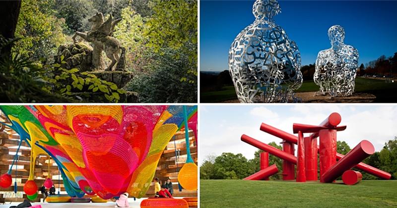 10 công viên điêu khắc nổi tiếng trên thế giới