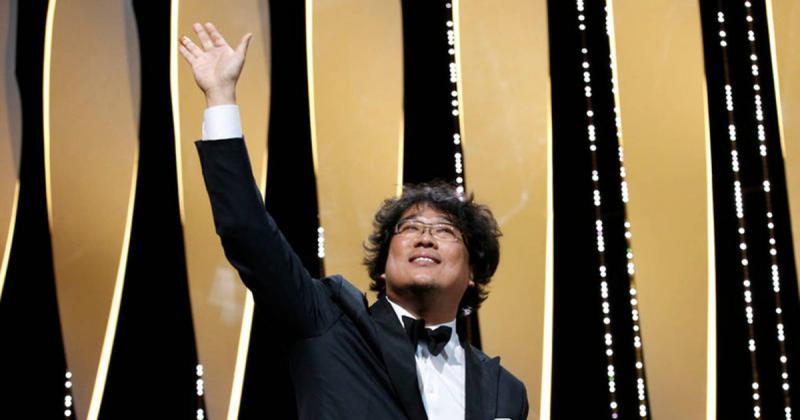 Hàn Quốc lần đầu tiên giành giải Cành cọ vàng với phim Parasite (Ký sinh trùng)