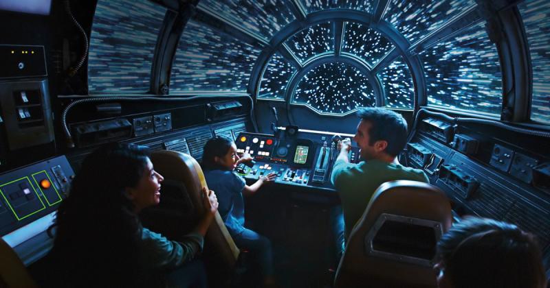 Star Wars: Galaxy's Edge - Công viên chủ đề hoành tráng vừa mới ra mắt của Disney