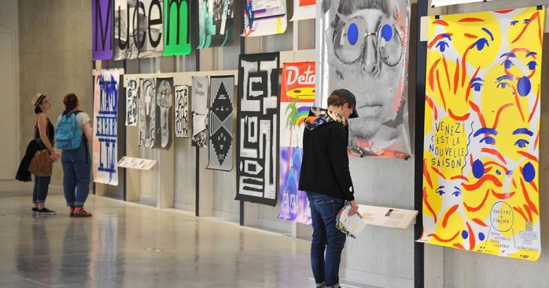 Tưng bừng Lễ hội thiết kế đồ hoạ quốc tế tại Chaumont, Pháp