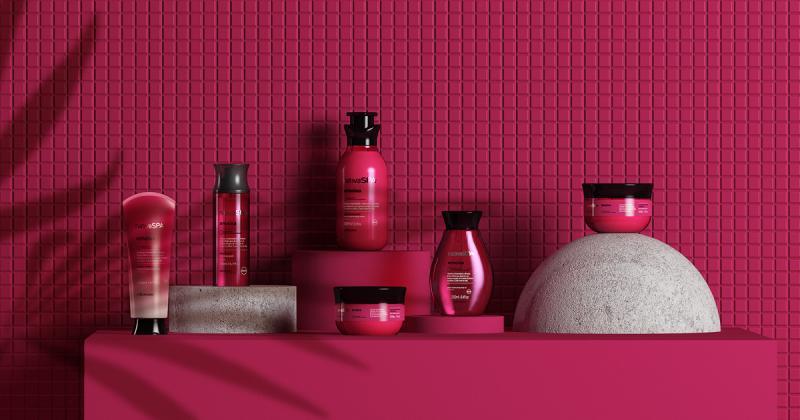 Nhận diện mùi hương của các sản phẩm chăm sóc cơ thể qua màu sắc bao bì