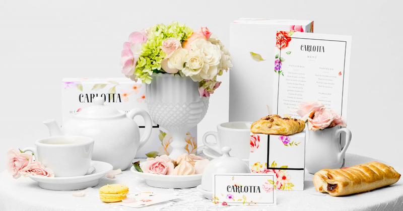 Carlotta - Tiệm bánh ngọt thanh tao, dịu dàng và trang nhã