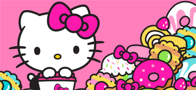 Hello Kitty mừng sinh nhật lần thứ 45 tại Los Angeles