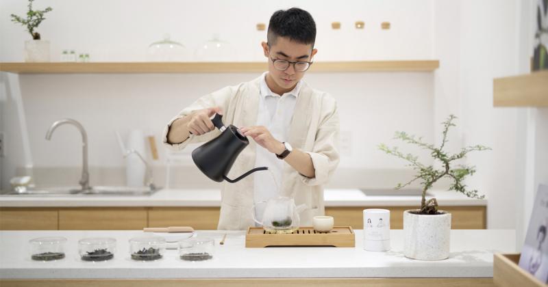 Đến thăm Dear TeaHouse: Tiệm trà concept hiện đại đầu tiên tại Việt Nam