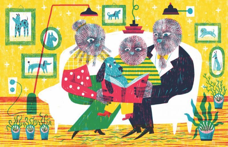 Công bố danh sách quán quân World Illustration Awards 2019