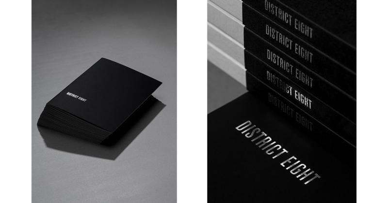 Catalog số đầu tiên của thương hiệu nội thất District Eight