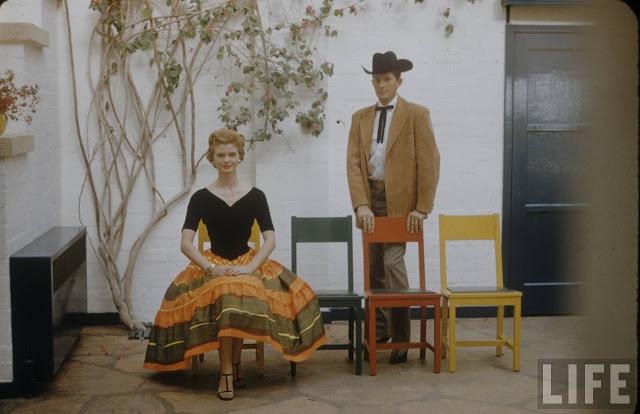 22 bức ảnh màu tuyệt đẹp của thời trang bản địa vùng Scottsdale (Mỹ) vào những năm 1950