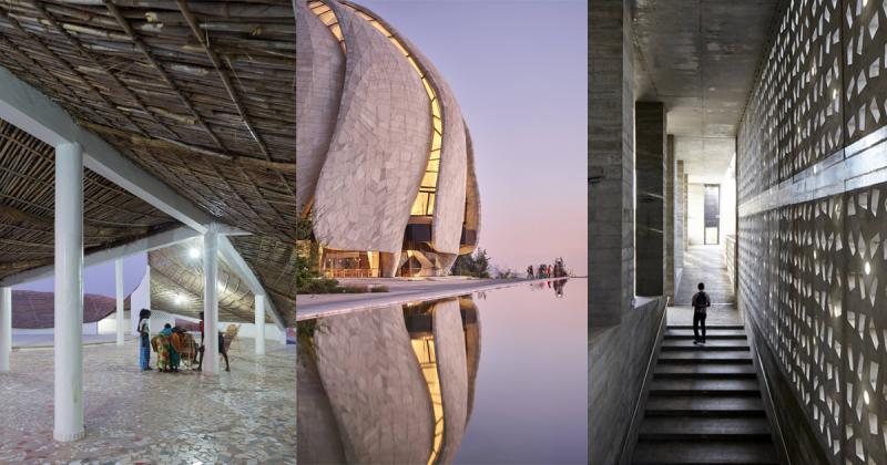 Danh sách các dự án kiến trúc lọt top 3 giải thưởng Kiến trúc Quốc tế RAIC 2019
