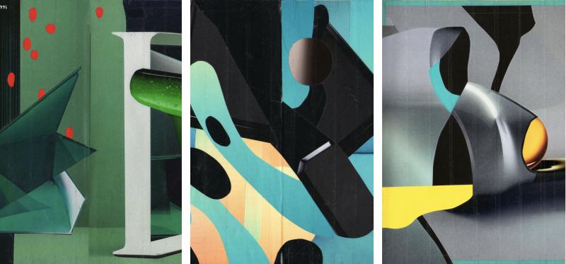 Nghệ sĩ minh hoạ Kathrin Kuhn tạo nên Rainbow Book với mục đích cai rượu