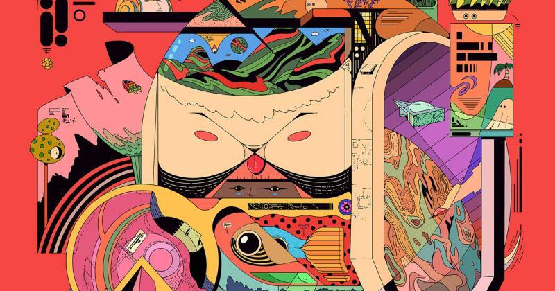 Thế giới siêu thực đầy mộng tưởng của chàng họa sĩ Ori Toor