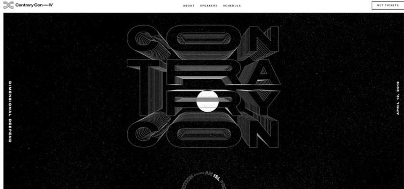 8 ví dụ tuyệt vời về hiệu ứng X-Ray trong thiết kế web