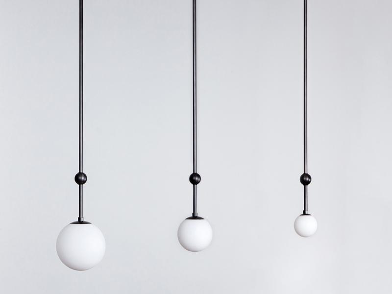 Một xu hướng thiết kế không thể ngờ: Những hình cầu nhỏ