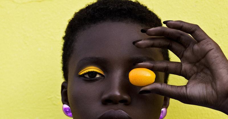Bộ ảnh thời trang sắc màu của nhiếp ảnh gia Elena Iv-skaya cho Lucy's Magazine