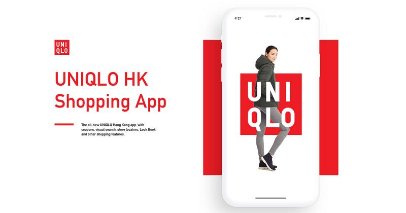 [UI Inspiration] Tái thiết kế UI cho ứng dụng trải nghiệm mua sắm Uniqlo HK