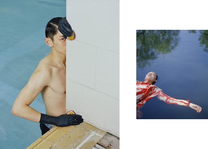 Những bức ảnh thời trang tôn vinh vẻ đẹp Á châu của Leslie Zhang