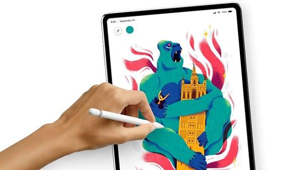 20 phần mềm trên iPad Pro khai thác tối đa tính năng của Apple Pencil (Phần 1)
