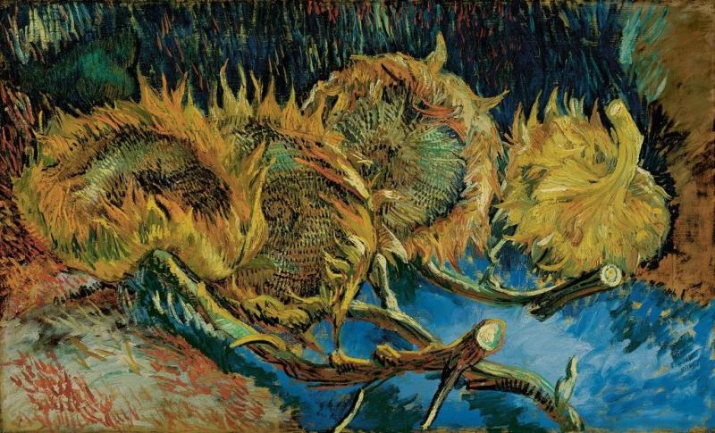 Nỗi ám ảnh mang tên 'hoa hướng dương' của danh họa Vincent van Gogh