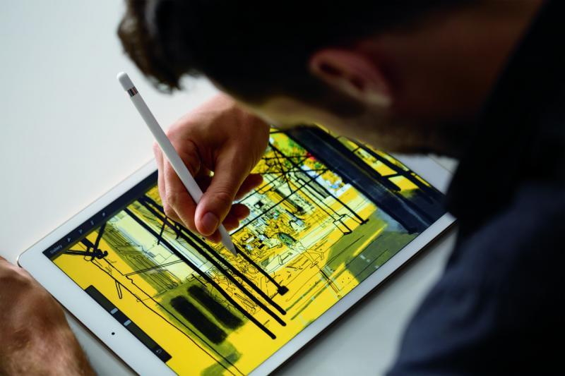 20 phần mềm trên iPad Pro khai thác tối đa tính năng của Apple Pencil (Phần 2)