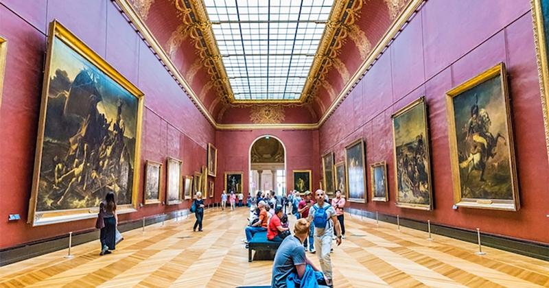 Say đắm với 10 địa điểm nghệ thuật không thể bỏ lỡ khi đến châu Âu