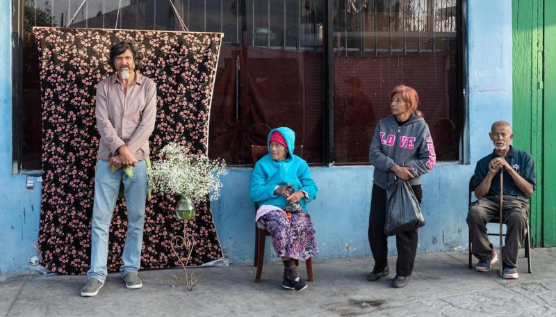 Món quà cho người khốn khổ: Studio đường phố cho dân nhập cư và bản địa tại Mexico