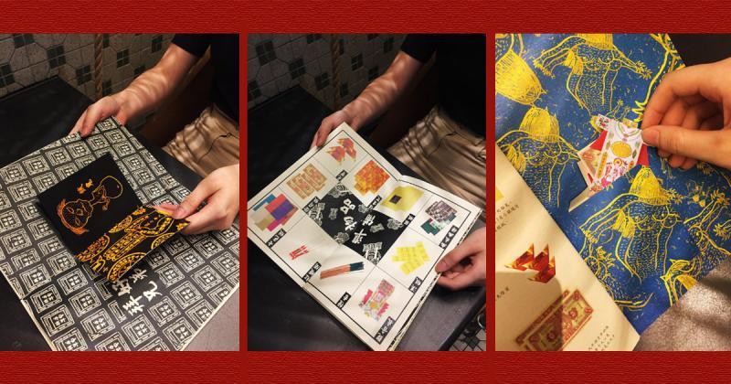 Truyền bá nét văn hóa từ… 'tháng cô hồn' qua quyển sách Hungry Ghost Festival