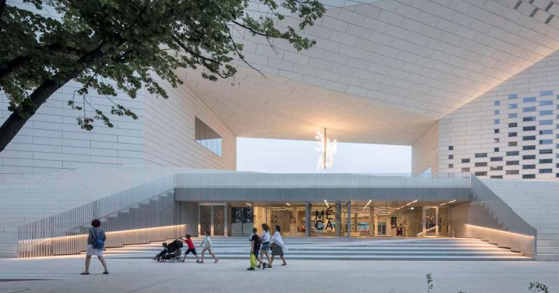 MÉCA: Thánh đường văn hoá mới tại thành phố Bordeaux