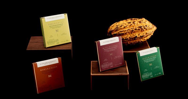 Noble Cacao: Lời thì thầm từ đất mẹ và vẻ đẹp của quả cacao