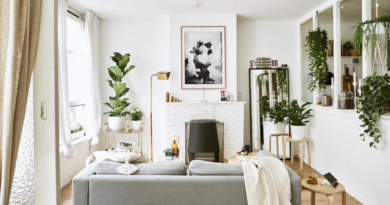 4 tuyệt chiêu trang hoàng nhà cửa các chuyên gia IKEA khuyên dùng cho không gian nhỏ