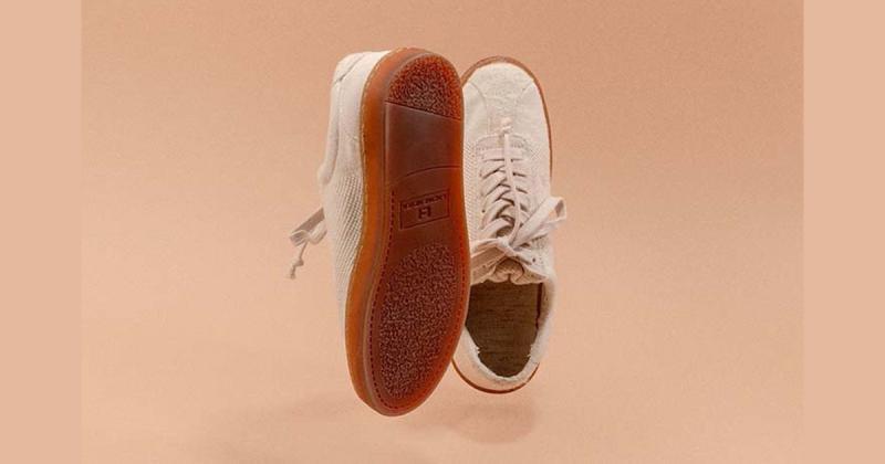 Plant Shoe: Đôi giày làm hoàn toàn từ thực vật có thể tự phân hủy