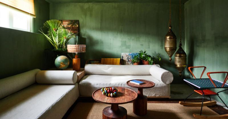 Những không gian nội thất mới lạ mà bạn thật khó ngờ