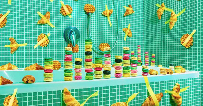 Khám phá 'Set design - Thiết kế bối cảnh' qua các tác phẩm siêu thực của Michela Natella