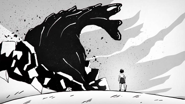 School Strike for Climate - phim hoạt hình ngắn về biến đổi khí hậu lấy cảm hứng từ Stranger Things