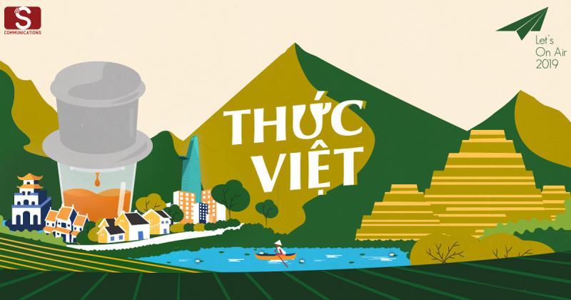 Let's On Air 2019: Chuyến bay vinh danh văn hóa Việt