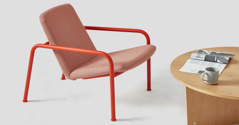 """Những chiếc ghế tối giản nhấn mạnh châm ngôn """"càng đơn giản càng tốt"""""""