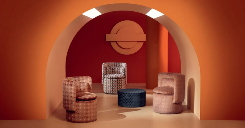 Kirkby Design tái hiện khung cảnh tàu điện ngầm trứ danh ở London