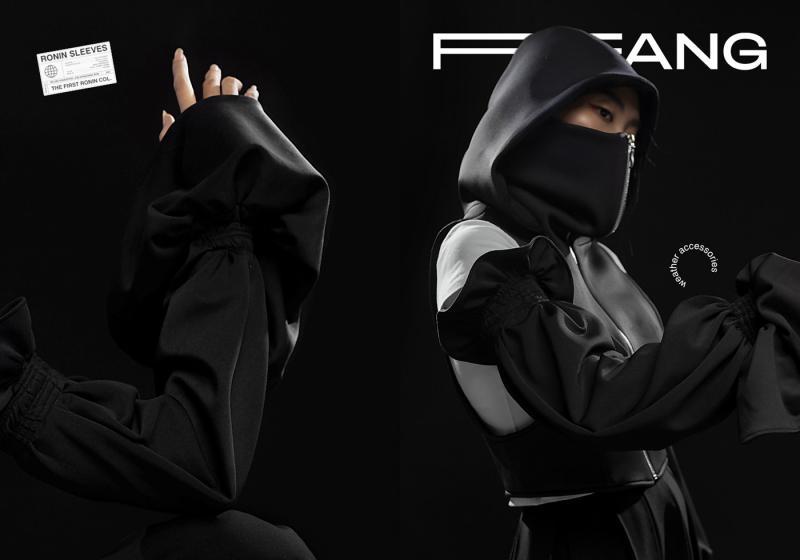 """Đồ án tốt nghiệp: Trang phục chống nắng """"chuẩn Ninja"""" cực ngầu cho cả nam và nữ"""