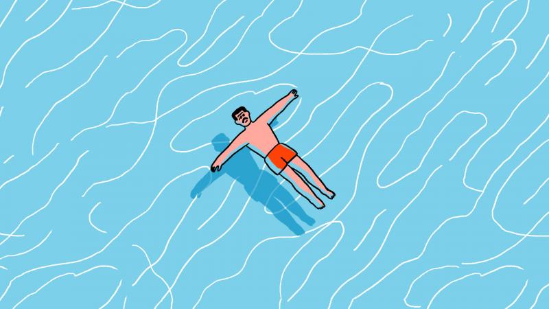 """Truyện tranh """"Back to work"""" của họa sĩ Sujin Kim: Tuy hết hè nhưng lại rất… vui"""