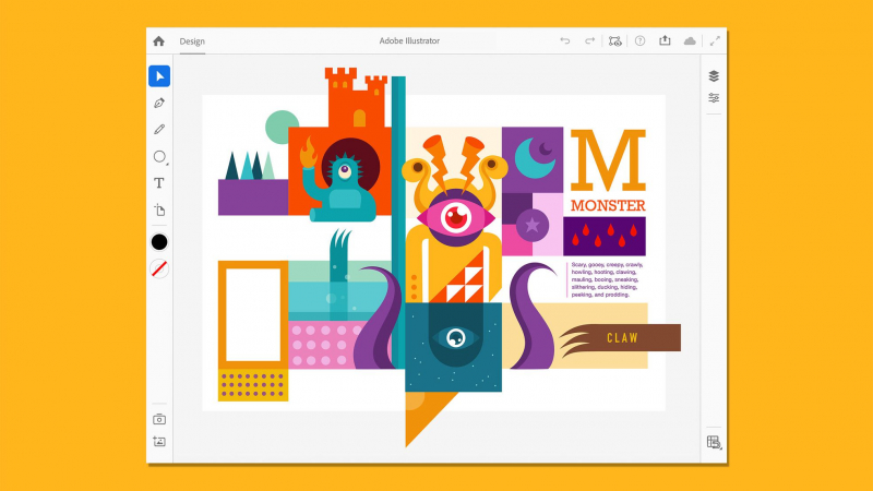 Adobe Illustrator phiên bản iPad sẽ được phát hành trong năm 2020 với nhiều tính năng đột phá