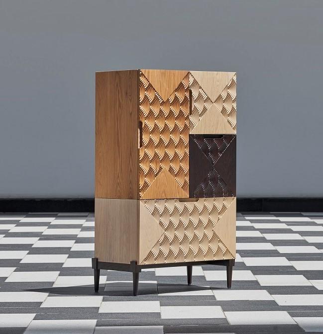 Nhìn lại Giải nhất Hoa Mai (2018 - 2019) - Tủ đứng Lego: Khi một thiết kế đẹp là thiết kế có tính ứng dụng tốt