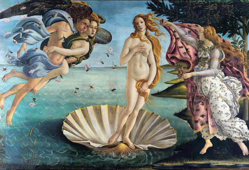 Botticelli - Danh họa đằng sau bức vẽ 'Birth of Venus' cùng những kiệt tác nghệ thuật mới đến từ thế giới thần thoại