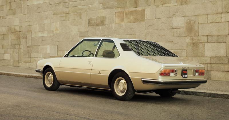 Chỉ từ bức ảnh có tuổi đời 50 năm chiếc xe chưa bao giờ được ra mắt BMW Garmisch được tái sinh