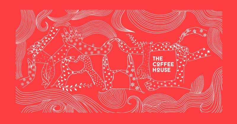 Ngắm nhìn bộ merchandise mang màu sắc lễ hội của The Cofffee House dành cho Giáng sinh
