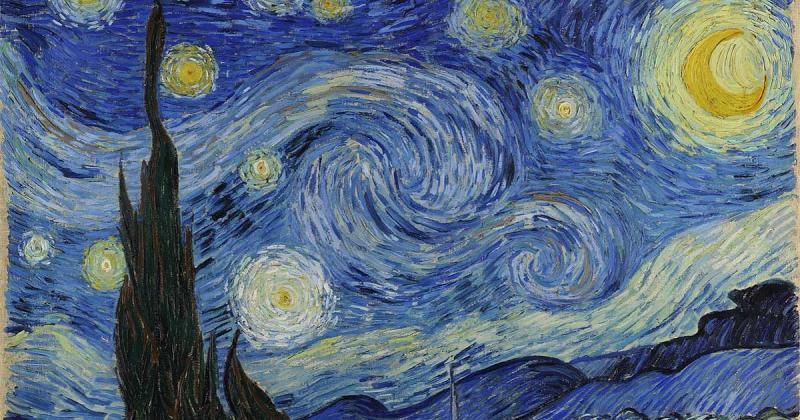 """""""The Starry Night"""" của Vincent van Gogh - Niềm hy vọng và những bí ẩn sâu trong tâm tưởng người họa sĩ"""